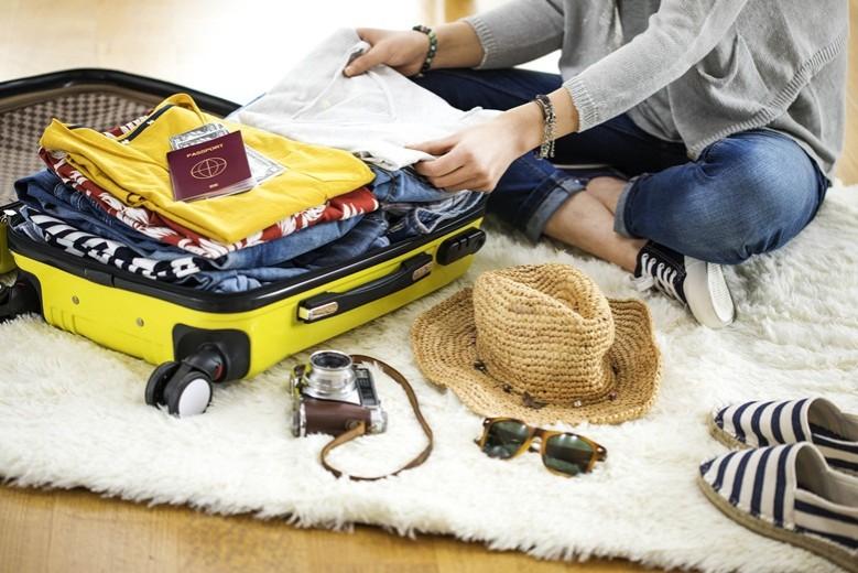 8 consejos para hacer la maleta como un profesional